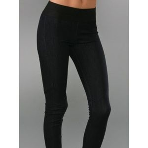 Paige Jeans Glam Rock Pull on leggings